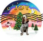 CHRISTMAS MUSIC #2<br>Roan Italian Spinone