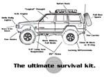 Ultimate XJ Survival Kit