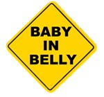 Original pregnancy announcement maternity tops