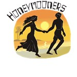 Lovers and Honeymooners T-shirts and Gifts