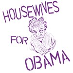 Housewives for Barack Obama T-shirts and Swag