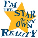 Star of my Own Reality T-shirts, tshirts, tees