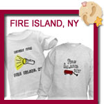 Fire Island T-shirts, Sweatshirts, Hoodies