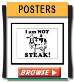 Vegan Posters