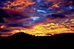 Oregon Mountain Sunrise