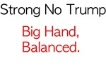 Big Hand, Balanced no bars