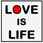 OYOOS Love Is Life design