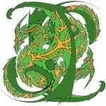 OYOOS Dragon design