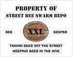 Street Bee Swarm