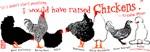 Fowl Lineup