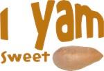I Yam Sweet
