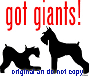 got giants? 4 versions/giants playing on many