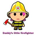 Daddy's Little Firefighter