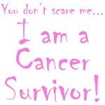 You don't scare me...Survivor 4