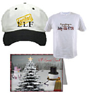 Holiday Items Tees & T-shirt Gift Ideas