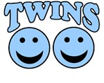 TWIN BOYS SHIRT IT'S TWINS MATERNITY SHIRT GIFT ID