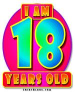 18th Birthday Gear & Gifts