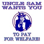 You Pay for Welfare!