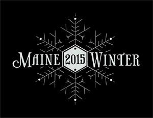 Chalk - Maine 2015 Winter