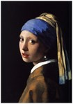 <i>Girl with a Pearl Earring  </i>