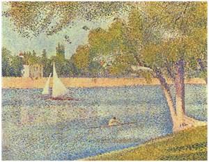 Seine at Grande Jatte