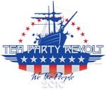Tea Party Revolt 2010 (blue)