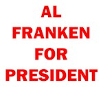 AL FRANKEN FOR PRESIDENT, JOIN OR DIE™