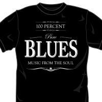 100 Percent Blues Music