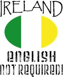 Ireland English not Required