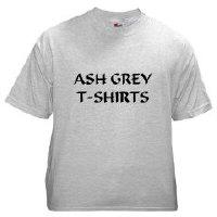 YeshuaWear.com Ash Grey T-Shirts