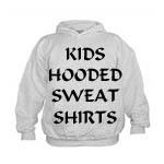 Kids Hooded Sweatshirts