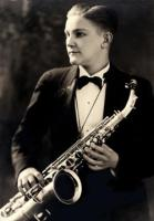 1920 Saxophone Player