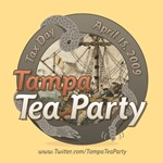 Tampa Tax Day Tea Party