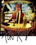 Tiki King at the Bar