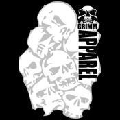 Over 15 Grimm Apparel Skull Pile T-Shirts