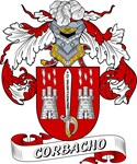 Corbacho Coat of Arms, Family Crest