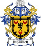 Whannell Coat of Arms, Family Crest