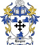 Hogue Coat of Arms, Family Crest