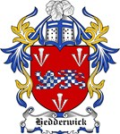 Hedderwick Coat of Arms, Family Crest
