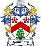 Hawthorn Coat of Arms, Family Crest