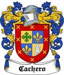 Cachero Coat of Arms, Family Crest