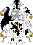 Philips Family Crest