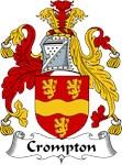 Crompton Family Crest