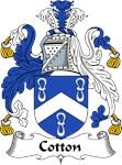 Cotton Family Crest