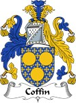 Coffin Family Crest