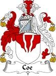 Coe Family Crest