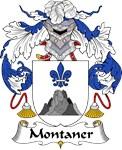 Montaner Family Crest