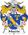 Maeztu Family Crest