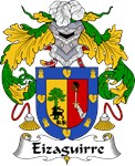 Eizaguirre Family Crest