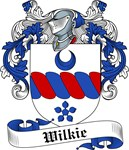 Wilkie Family Crest, Coat of Arms